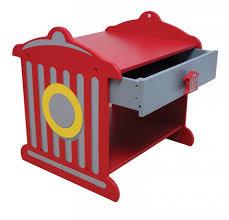 <b>KidKraft Прикроватный столик</b> Пожарная станция - Акушерство.Ru