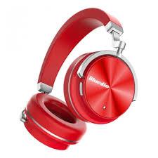 Беспроводные <b>наушники Bluedio T4 Red</b> — купить в интернет ...