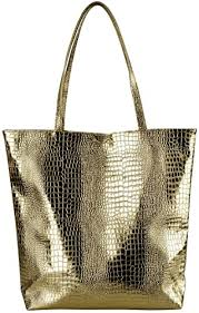 Francpod Women Bag Camche Series <b>Crocodile Pattern PU</b> ...