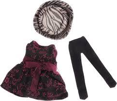 <b>Vestida de Azul</b> Комплект <b>одежды</b> для куклы Паулины Весна ...