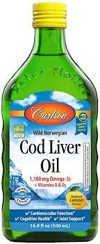 <b>Carlson</b> Labs <b>Norwegian</b> Natural Vitamin E <b>Cod Liver</b> Oil, Lemon ...