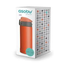 <b>Термокружка</b> Asobu Mini diva, <b>0</b>,<b>2л</b>, <b>оранжевая</b> - купить в Санкт ...
