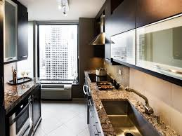 Kitchen Small Spaces Small Galley Kitchen Ideas Pictures Tips From Hgtv Hgtv