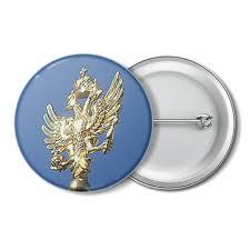 Заказать значок <b>Двуглавый орел</b>. #2704803 за 130 руб. – значки ...