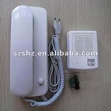 Free shipping <b>220V</b> cheap price <b>wired</b> audio doorbell door phone ...