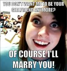 Overly Attached Girlfriend Memes - Meme or Nah via Relatably.com