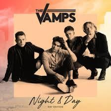 The <b>Vamps</b> - <b>Night</b> & <b>Day</b> (<b>Day</b> Edition) (2018, Vinyl) | Discogs