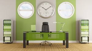 green office desk. green office ideas interior real estate offices design 3d desk o
