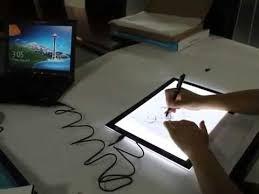 artpad high quality led desktop