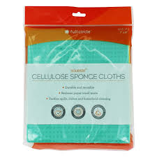 Full Circle - <b>Squeeze Cellulose Cleaning</b> Cloths - 3 Pack - Walmart ...