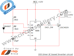 circuit diagram for inverter ireleast info simple low power inverter circuit 12v dc to 230v or 110v ac wiring circuit
