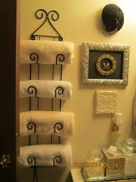 guest bathroom towels: next week i will show the very nice valances that i installed in the bathroom to finish this mini makeoverhope to see you then