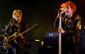 """Mikey Way says <b>My Chemical Romance's</b> return is """"just on pause"""""""