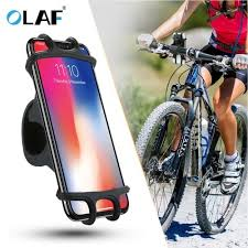 Buy <b>OLAF Bicycle Silicone</b> Smartphone Holder | LINK2-TECH