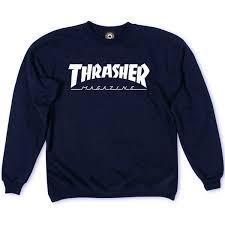 Купить <b>толстовку</b>, свитшот Trasher (Трешер), заказать кофты ...