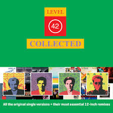 <b>Collected</b> by <b>Level 42</b> on Spotify