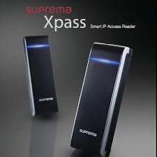 Suprema <b>RealScan</b>-G1 Access control reader Specifications ...