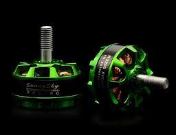 Click to Buy << 2pcs <b>Sunnysky R2205 2300KV</b>/2500KV Brushless ...