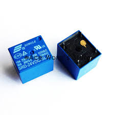 Free Shipping <b>10PCS</b>/<b>lot</b> 24V <b>DC SONGLE</b> Power Relay T73 24V ...