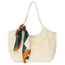 Meliya <b>Fashion Women</b> Straw Shoulder Bags Zip <b>Summer</b> Holiday ...