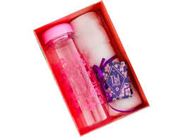 Набор <b>СИМА</b>-<b>ЛЕНД</b> Ты лучшая - бутылка для воды + полотенце ...