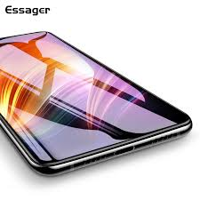 <b>Essager</b> 9H <b>Screen Protector</b> Tempered Glass For Xiaomi Redmi ...