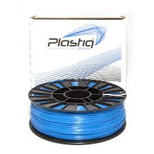 <b>Пластик ABS</b> для 3D печати Plastiq <b>голубой</b>, 1.75 мм, 300 м ...