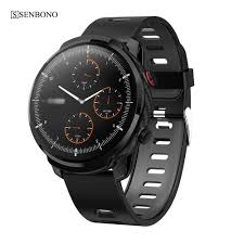 <b>SENBONO S80</b> Men Women Smart Watch Sports Fitness Tracker ...