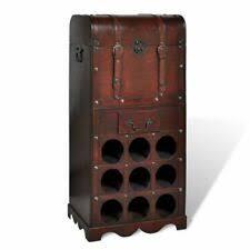 <b>Wooden Red</b> Freestanding <b>Wine Racks</b> & Bottle Holders for sale ...