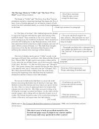 the story of an hour theme essay story  marriage theme in trifles and the story of an hour used