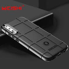 For Huawei Honor Play 3 Case <b>Soft Silicone rugged shield</b> ...