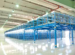 steel mezzanine floorwarehouse heavy duty steel platform agri office mezzanine floor