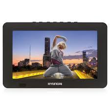 "Портативный <b>телевизор Hyundai</b> H-LCD900, 9""/800x480 SD ..."