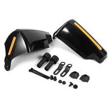 1Pair <b>Motorcycle</b> Hand Guard Handle Protector Shield <b>Motorbike</b> ...