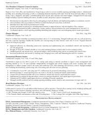 printable objective and career finance manager resume vntask finance manager resume sample template