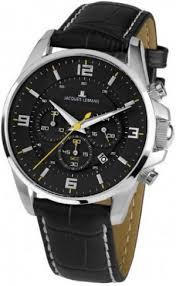 Мужские <b>часы JACQUES LEMANS 1</b>-<b>1857A</b> – купить в Киеве по ...