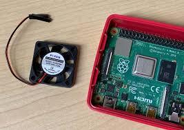 Для нормальной работы <b>Raspberry Pi</b> 4 всё-таки нужно активное ...