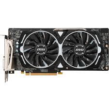 Купить <b>Видеокарта MSI Radeon RX</b> 580 ARMOR 8G OC в ...