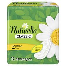 <b>Прокладки</b> гигиенические <b>Naturella Classic</b> Нормал