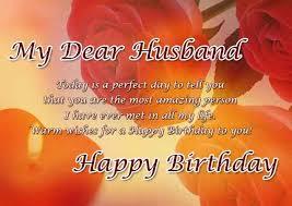 Hasil carian imej untuk Happy Birthday My Husband