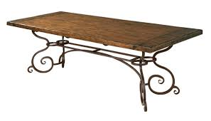 Kincaid Dining Room Sets Tuscano Solid Birch Refectory Table By Kincaid Kitchen Dining Room