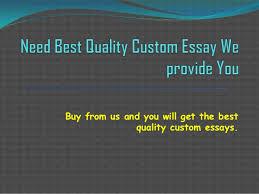quality custom essay Quality custom essay