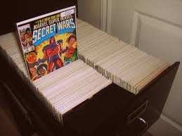 comic book storage solutions how to love comics an example of using a filing cabinet store bookshelf file storage wall