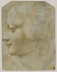 leonardo da vinci 1452 1519 essay heilbrunn timeline of art head of a w in profile to lower left