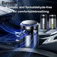 Baseus <b>100ml</b> Micromolecule Formaldehyde Purifier <b>Car</b> Air Purifier ...