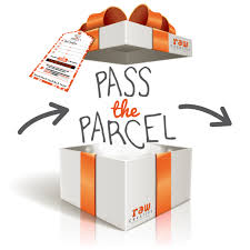 Image result for pass the parcel