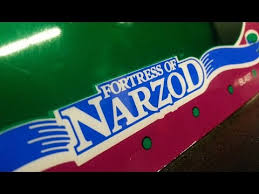 Classic <b>Game Room</b> - <b>FORTRESS</b> OF NARZOD review for Vectrex ...