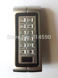 10pcs ID Card Tag + Metal RIFD Standalone <b>Access Control</b> / metal ...