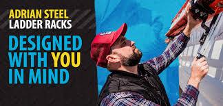 Adrian Steel Official Website | Ladder Racks, Van Accessories ...