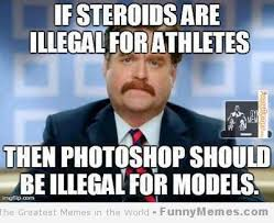 FunnyMemes.com • Funny memes - [If steroids are illegal] via Relatably.com